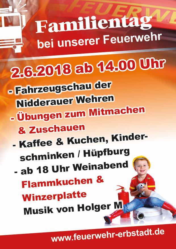Familientag in Erbstadt