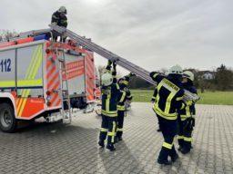 Übungssamstag zum Thema Feuerwehr-Dienstvorschrift