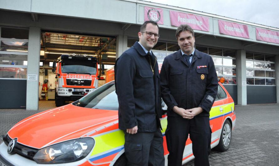 Das sind die neuen Stadtbrandinspektoren in Nidderau