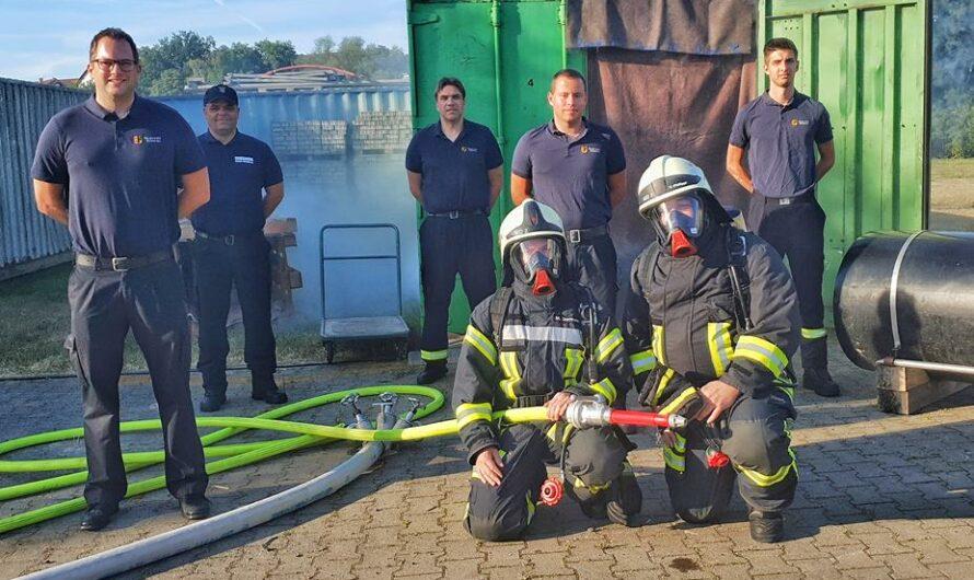 Geräteträger bei Feuerwehr nun wieder auf hohem Niveau